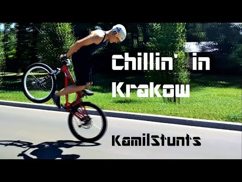 Chilln' in Kraków