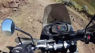 8. Bike Passes - Naude's Nek (East Side) (KTM 990 ADV R)