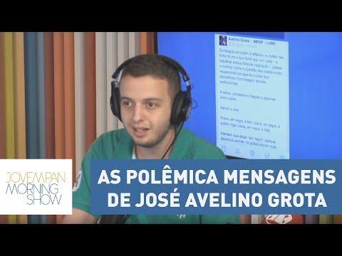 A polêmica das mensagens do promotor José Avelino Grota no grupo MPSP Livre