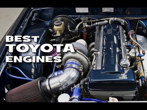 Best Toyota engines !!
