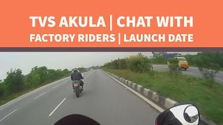 Video TVS Apache RR 310S Akula 310 Caught Testing, Chat with Factory riders | Launch Date | MotoStories MP3, 3GP, MP4, WEBM, AVI, FLV Desember 2017