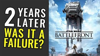 Video Star Wars Battlefront (2015) Two Years Later - Was it a Failure? MP3, 3GP, MP4, WEBM, AVI, FLV Juni 2018