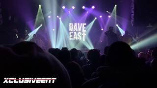 Dave East - Paranoia 2 Tour - (Irving Plaza NYC) (Jan 16th 2018)