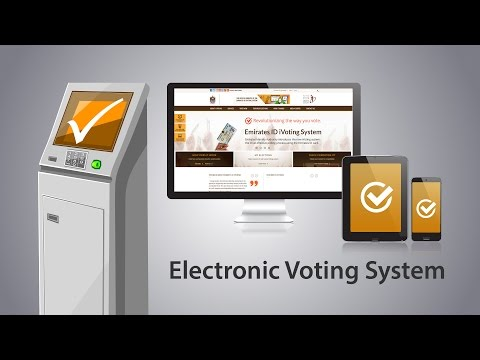 EMIRATES ID | Electronic Voting System