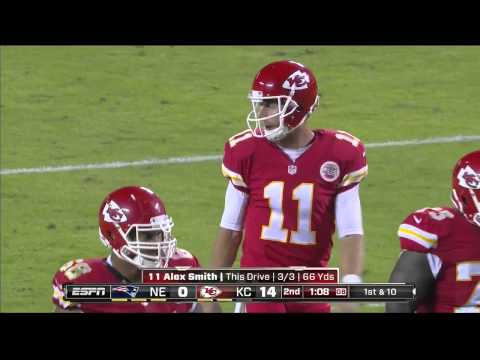 chiefs - In 2014 the New England Patriots came into Kansas City with a 2-1 record while Kansas City offense was playing at their best since. But who wanted it more? F...