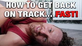How To Get Your Body Back After A Holiday! #50VIRGIN TOURS - https://virg.in/4ff                               https://virg.in/4fYAIR BIKE - bit.ly/2o3SCbXCARLYS BALI VLOG - https://www.youtube.com/watch?v=7s7Li9dp1eQ&t=301sWORKOUT -5 rounds15 calories on the bike1x round of DT 50kg(12x dead lift, 9x power clean, 6x STOH)16x walking DB lunge 26kg YO team so we are back from our Honeymoon in Bali and it was absolutely beautiful! The hardest part for me is always when l get back, how to get back on track with food, training and general routine, it sucks! Thats what we cover in this vlog, there are many other things l do to click back in for sure but ive shared a few that have really helped me over the years so l hope they also help some of you too. Thank you for watching :)DON'T FORGET TO LIKE, COMMENT & SUBSCRIBE- http://bit.ly/YTLeanMachinesConnect with us and ASK us some Questions: *INSTAGRAM: http://bit.ly/IGLeanMachines*FACEBOOK: http://bit.ly/FBLeanMachines*TWITTER: http://bit.ly/TwitterLeanMachies*SNAPCHAT: @theleanmachines*BLOG/WEBSITE: www.theleanmachines.comAssault bike - http://bit.ly/2o3SCbXI receive a percentage of the revenue from purchases made through links in this post with an asterisk next to them.* Check out our Protein Food Shop hampers here - http://www.proteinfoodshop.com/the-lean-machines* Awesome supplements - https://awesomesupplements.co.uk/?ref=lmLearn more with our BOOK http://www.amazon.co.uk/dp/1472236262/Please only attempt exercises from this video if you are fit to do so, if unsure please consult your health care professional first!