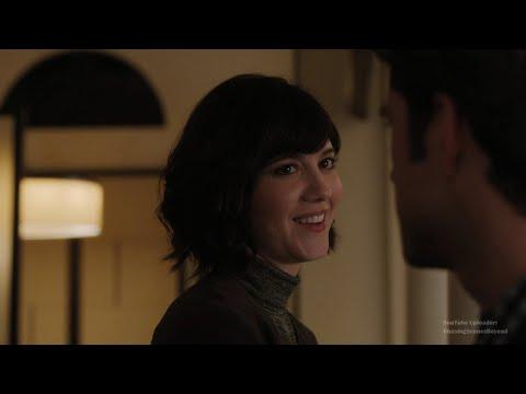 BrainDead 1x01: Gareth & Laurel #4 (Laurel: You know what that is?)