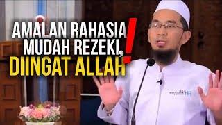 Video RAHASIA😱 Agar Allah Mengingat Kita & Dimudahkan Rezeki - Ustadz Adi Hidayat LC MA MP3, 3GP, MP4, WEBM, AVI, FLV Desember 2018
