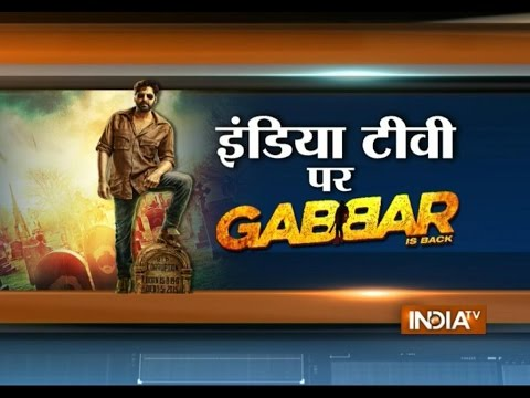 Akshay Kumar Director Krish's Exclusive interview on India TV