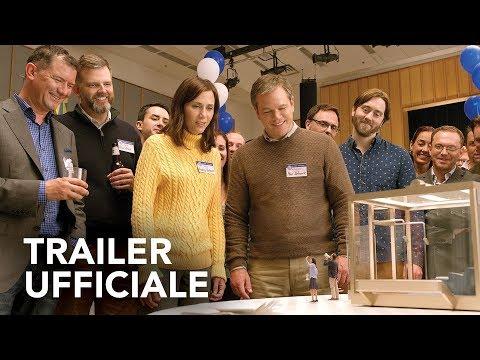 Preview Trailer Downsizing, trailer italiano ufficiale
