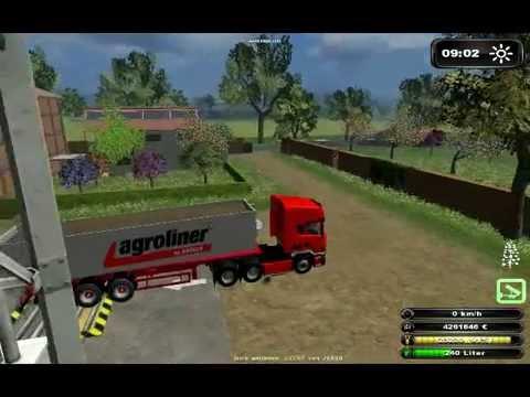 Landwirtschafts Simulator 2011/große Felder/mods