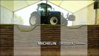 MICHELIN Ultraflex : optimizacíon de la resistencia, de la duración y de su rendimiento