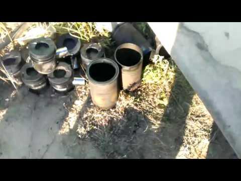 Ремонт цилиндро-поршневой группы камаз снимок