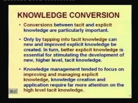 11 – Knowledge Management