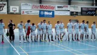 Konolfingen Switzerland  City pictures : UHC Lions Konolfingen vs. Alligator Malans 1/16 Finals Swiss Mobiliar Cup