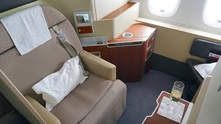 Video Qantas First Class Review - Airbus A380 - QF1 Sydney to London (The Kangaroo Route) MP3, 3GP, MP4, WEBM, AVI, FLV Oktober 2018