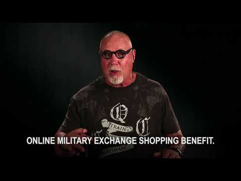 Randy White Veterans Online Shopping Benefit Shout Out