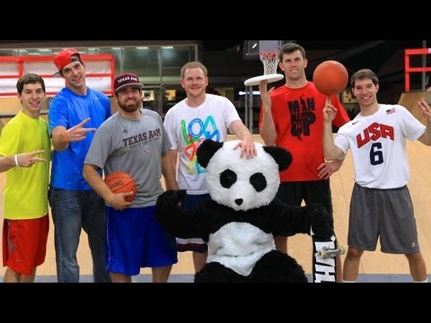 Epic Trick Shot Battle 2 - Dude Perfect - Brodie Smith