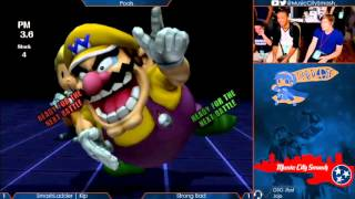 Strong Bad (Wario) vs. Kip (Lucas) – That game 1 though?