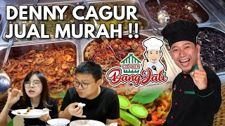 Video DAPOER BANG JALI by DENNY CAGUR !! RESTORAN ARTIS KOK MURAH ?? MP3, 3GP, MP4, WEBM, AVI, FLV Juli 2019