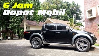 Video Memburu DOUBLE CABIN Mitsubishi Strada Triton MP3, 3GP, MP4, WEBM, AVI, FLV Februari 2018