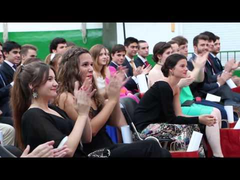 Acto de graduación de la CXXIX Promoción de alumnos