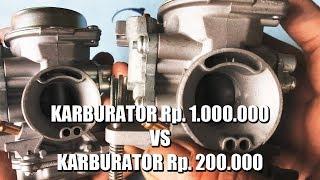 Video Karburator Rp. 1.000.000 VS Karburator Rp. 200.000 - AWAS TERTIPU MP3, 3GP, MP4, WEBM, AVI, FLV Desember 2018