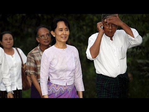 Μιανμάρ: Ο Χτιν Καϊάου θα είναι,όπως όλα δείχνουν,ο νέος πρόεδρος της χώρας
