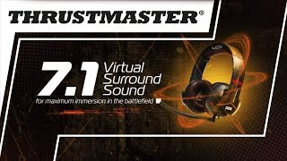 Thrustmaster Y-350X 7.1 DOOM Powered Edition Gaming Headset
