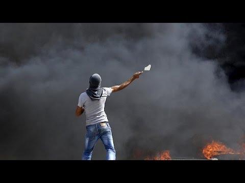 Κλιμακώνεται η ένταση σε Δυτική Όχθη και Ιερουσαλήμ