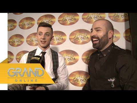 Intervju – Ahmed: Rad se isplati; Bojan: Pesmom sam se zahvalio Karleuši