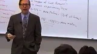 Principles Of Macroeconomics: Lecture 34 - The Federal Reserve