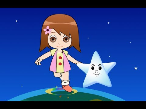 Twinkle Twinkle - Visit http://www.EFlashApps.com for top ranked apps, music & videos! Twinkle Twinkle Little Star with Lyrics - Animated Nursery Rhyme - All Time Children's F...