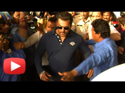 Salman Khan Returns To Mumbai For Hit And Run Case
