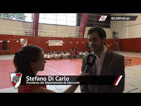 Comienzo de clases en el Instituto River Plate