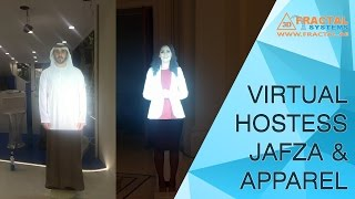 Virtual Assistant - JAFZA & APPAREL