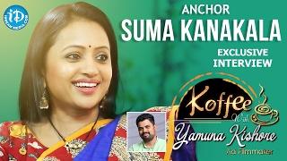 Video Anchor Suma Kanakala Exclusive Interview || Koffee With Yamuna Kishore #4 || #312 MP3, 3GP, MP4, WEBM, AVI, FLV Oktober 2018