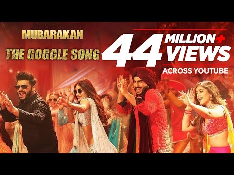 The Goggle Song - Mubarakan