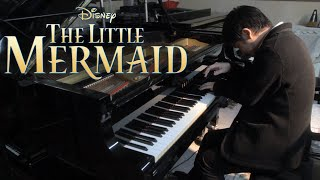 Video The Little Mermaid - Part Of Your World - Advanced Piano Solo Cover | Leiki Ueda MP3, 3GP, MP4, WEBM, AVI, FLV Agustus 2018