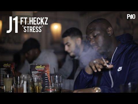 J1 FT. HECKZ | STRESS #420 | MUSIC VIDEO @J1StayFresh @HeckzMusic