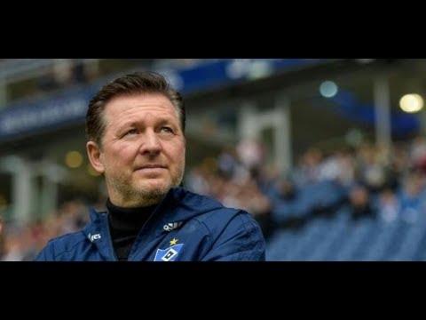 Hamburger SV: Zweitligist trennt sich von Trainer C ...