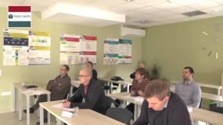 """Фрагмент семинара """"Производственная логистика"""" февраль 2016"""