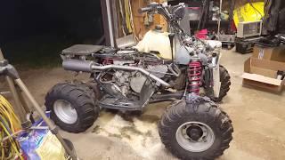7. 1999 Scrambler 500 - Carburetor and Rant