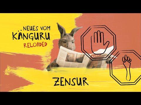 Zensur   Neues vom Känguru reloaded mit Marc-Uwe Kling
