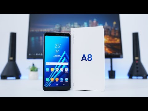 Unboxing + Hands On Samsung Galaxy A8 Indonesia!