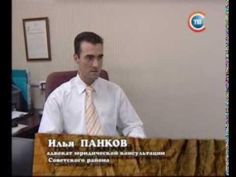 Бракованный холодильник (СТВ, Добро пожаловаться) - Илья Панков, адвокат (Минск)
