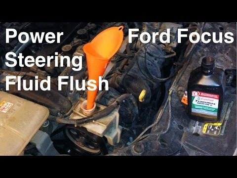 Hqdefault on Ford Escape Power Steering Fluid