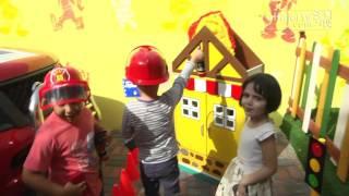 الدفاع المدني ينظم ندوة في التوعية الوقائية والأمان لأطفال روضة ABC