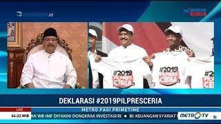Video Gelombang Deklarasi Dukung Jokowi-Ma'ruf : Terbaru #2019PilpresCeria MP3, 3GP, MP4, WEBM, AVI, FLV September 2018