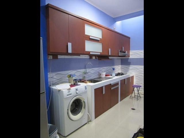 Kitchen set semarang kitchen set mode for Kitchen set video song